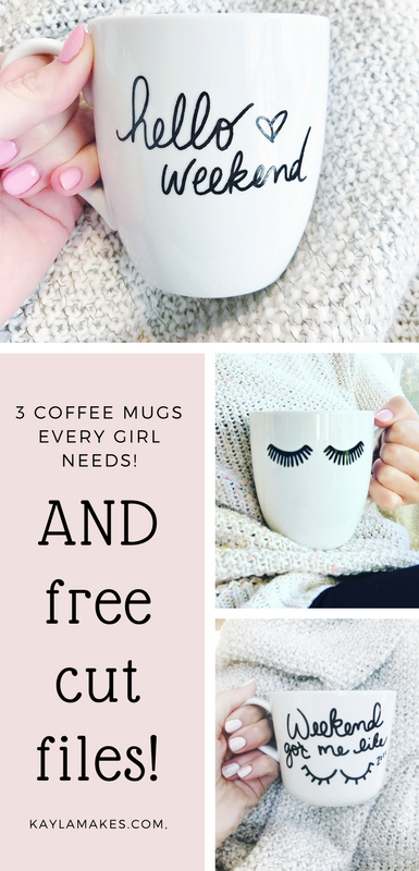 Cricut Coffee Mug Ideas : cricut, coffee, ideas, Cricut, Ideas, Bloggers