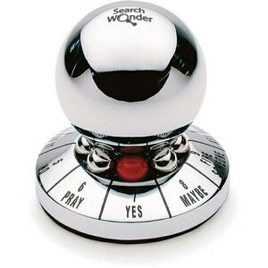 Ball Decision Maker Paperweight