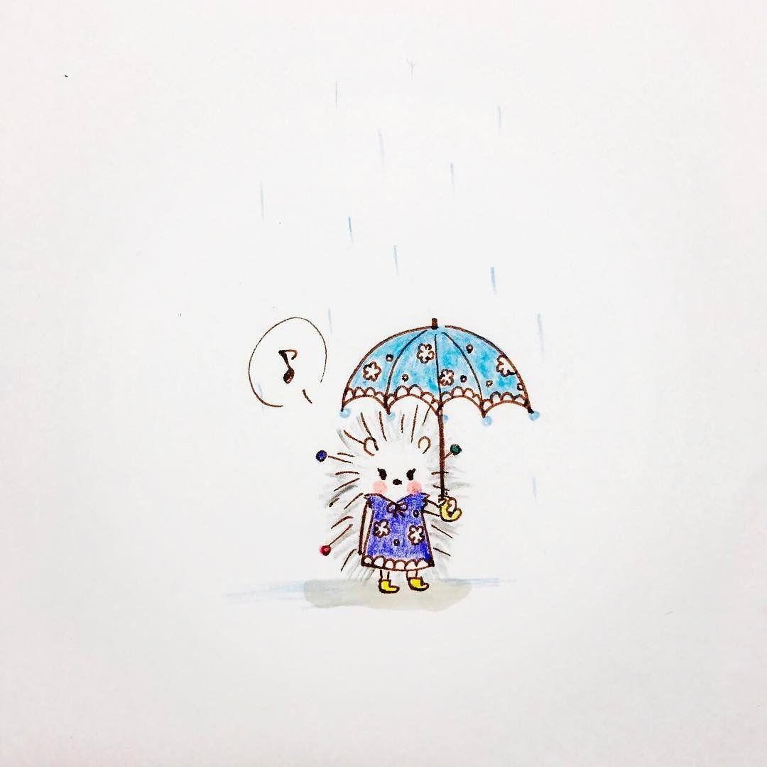 2018 年の「ハリーは雨の日もおしゃれ harry also dresses up on rainy