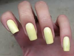 Resultado De Imagen Para Pastel Yellow Nails