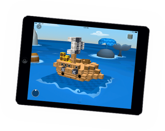Blokify Is 3d Modeling Software That Enables Kids To To Create