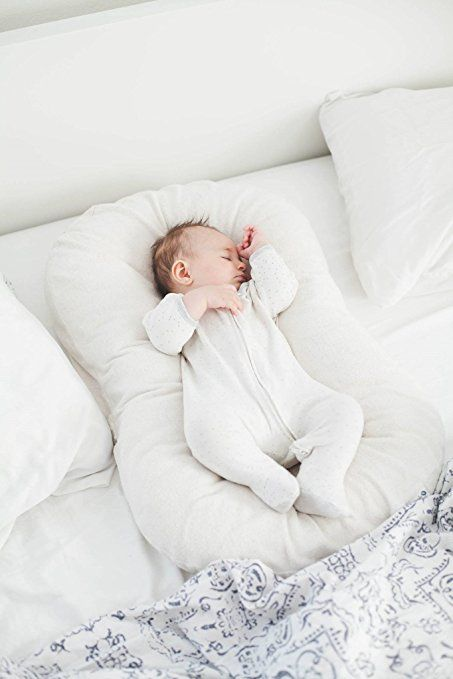 Amazoncom Snuggle Me Organic The Original Co Sleeping Baby Bed