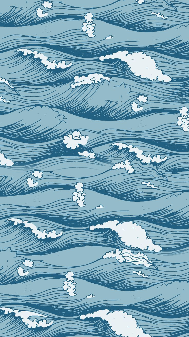 Waves Wallpaper von Gocase   - #GoWallpapers - #Gocase #GoWallpapers #von #Wallpaper #Waves #wallpaper