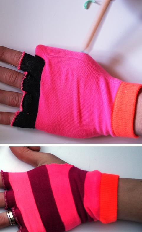 DIY qu se puede hacer con unos calcetines en 5 minutos Pinterest