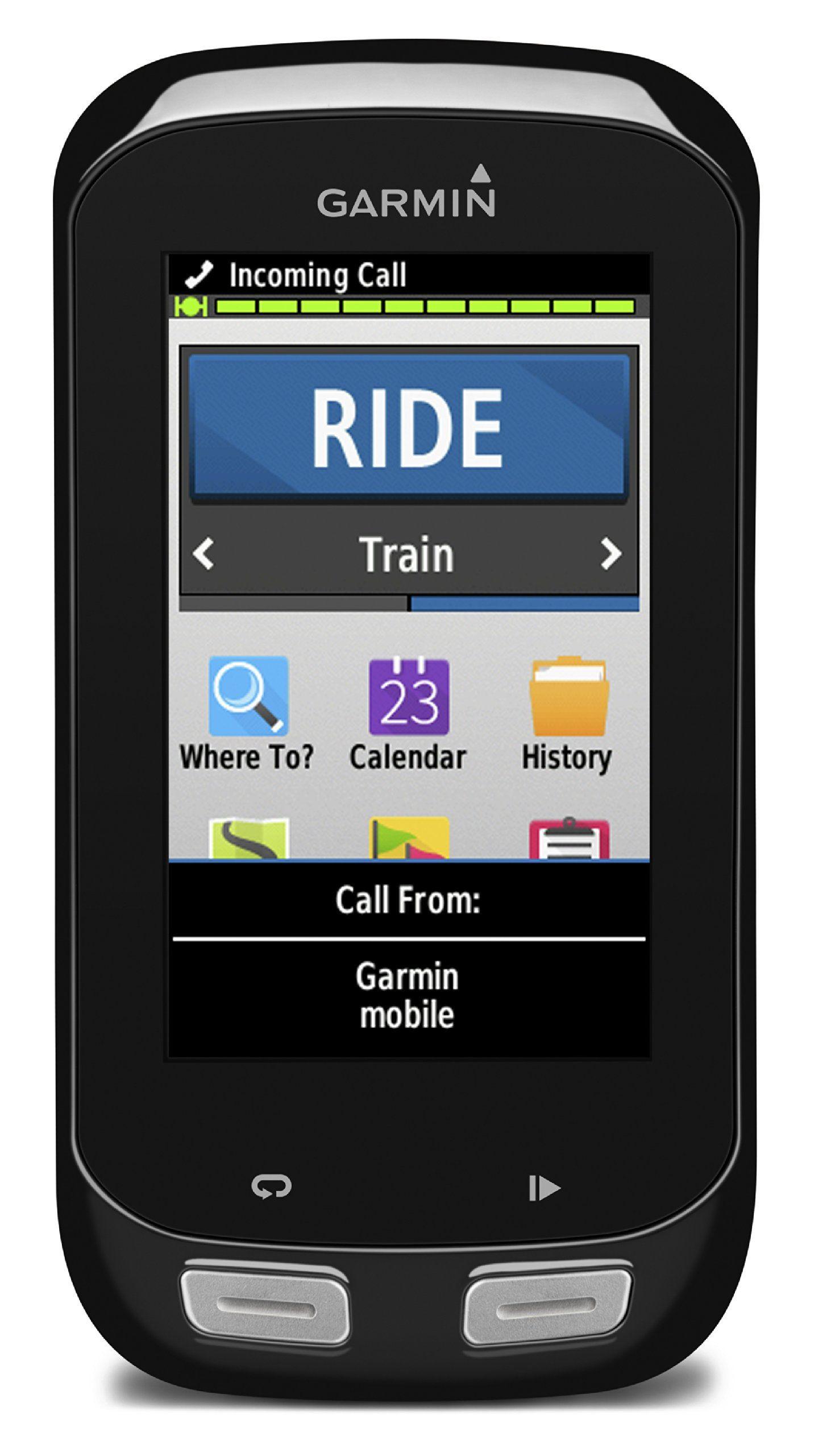 Garmin Edge 1000 Touchscreen Gps Bike Computer With Premium Heart
