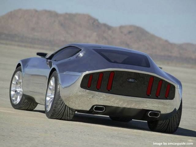 What if this were the 2015 Mustang? (it's not)