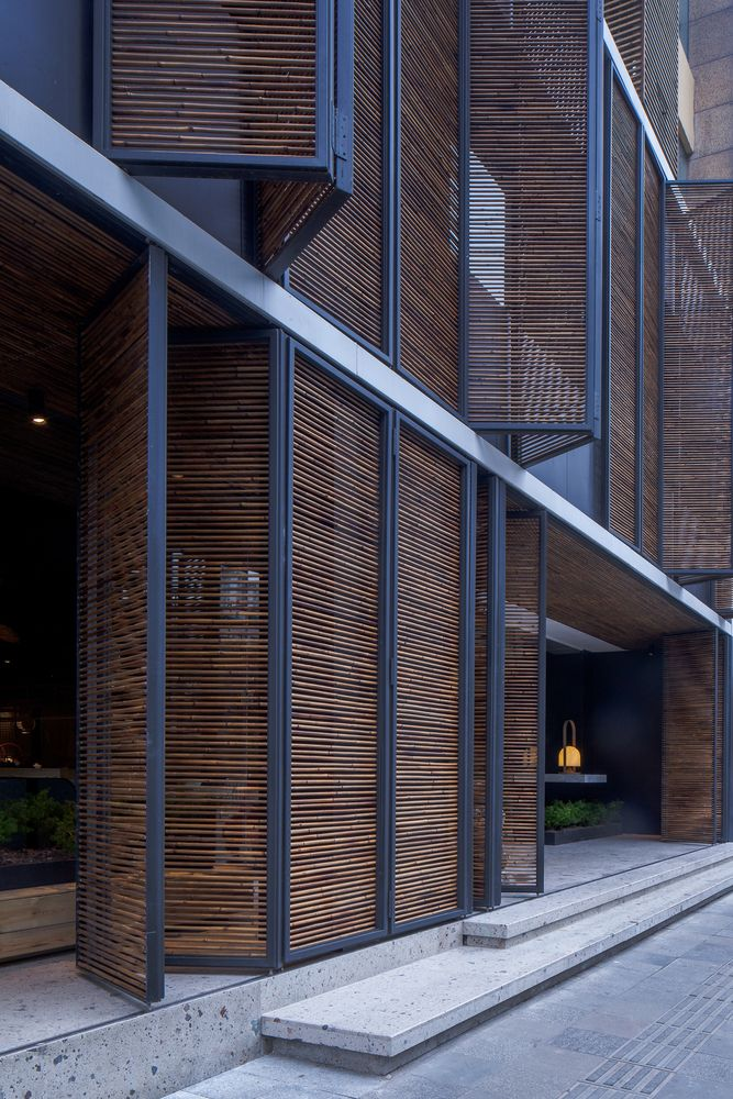 Gallery of ma 39 s kitchen chengdu hummingbird design consultant co ltd 5 cafe design for Exterior home design consultant