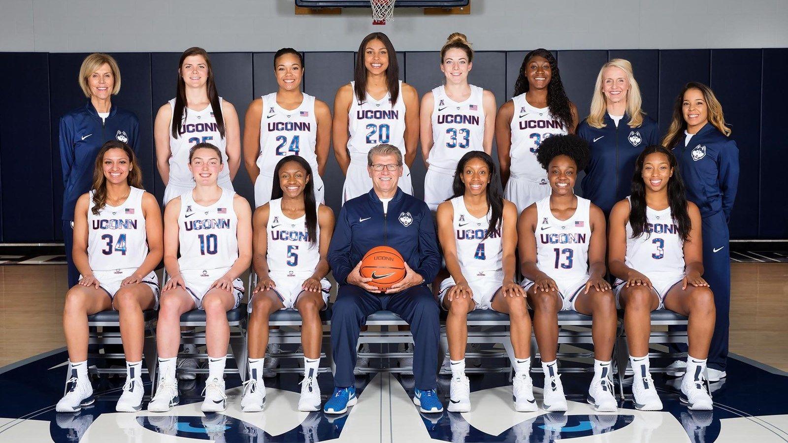 Team Photo Womens Basketball Team Photos Uconn