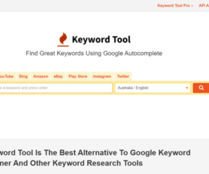 Best Keyword Research Tools For New Bloggers In 2020 Keyword Planner Keyword Tool Adwords
