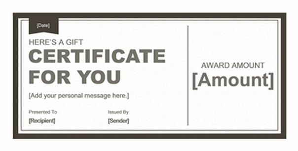 Pin by MK Farooq on Certificate Designs Pinterest – Fitness Gift Certificate Template