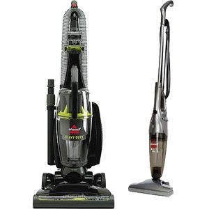 Bissell Heavy Duty Vacuum Cleaner With Your Choice Of Bonus Stick