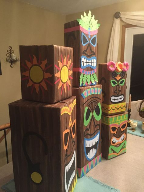 Luau Party, Hawaiian party ideas. #alohaparty