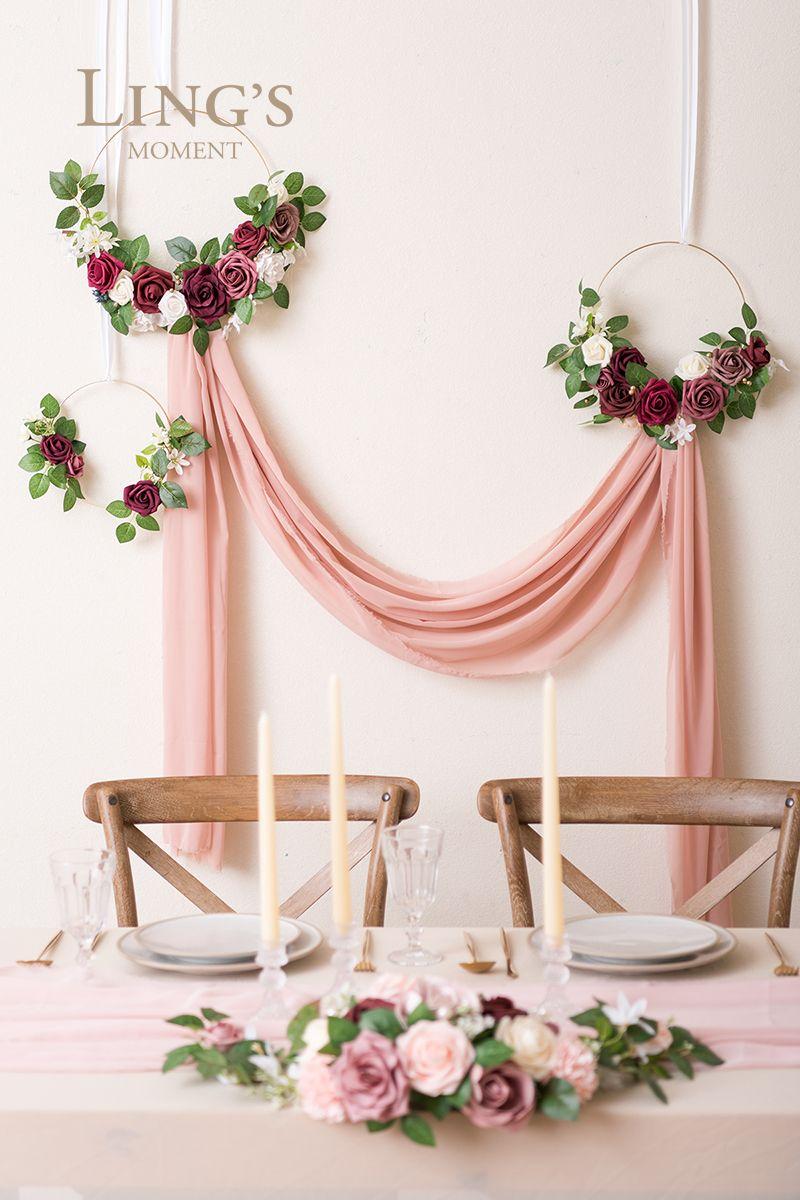 Summer Wedding Vintage Wedding Backdrop Wedding Decorations Diy Wedding Decorations