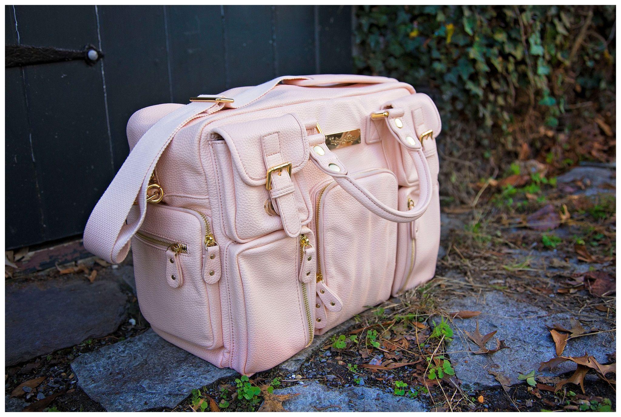 Blush Pink- Evermore Bag