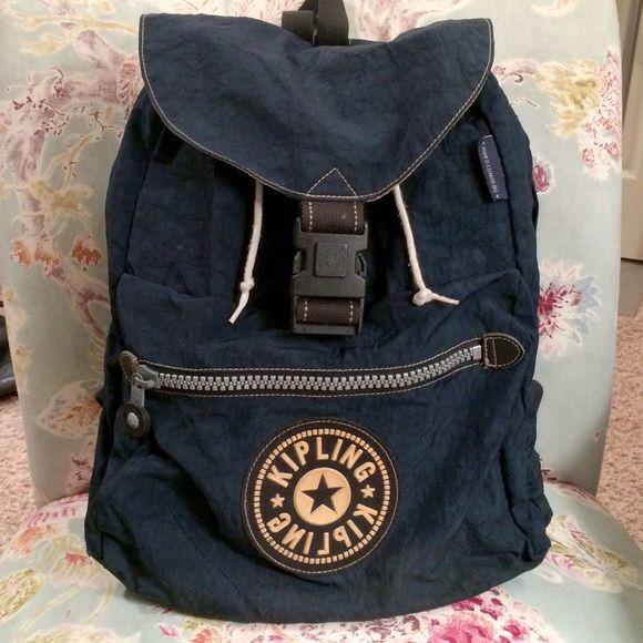 90 s Kipling backpack   Bags of Distinction   Kipling backpack ... 1ccc072681