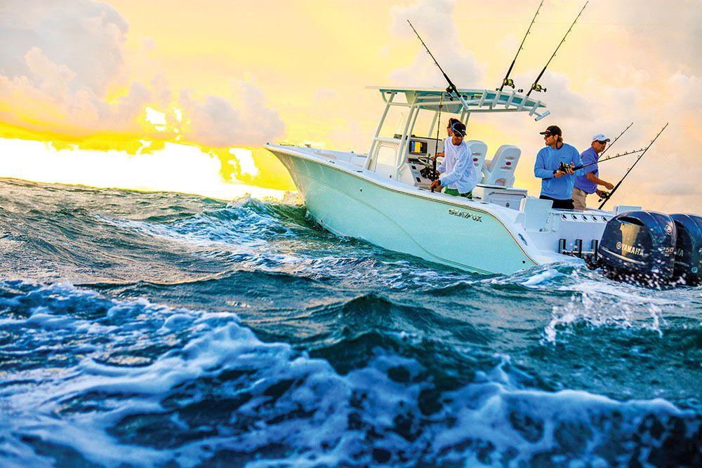 2014 Sea Fox 286 Commander Center console fishing boats