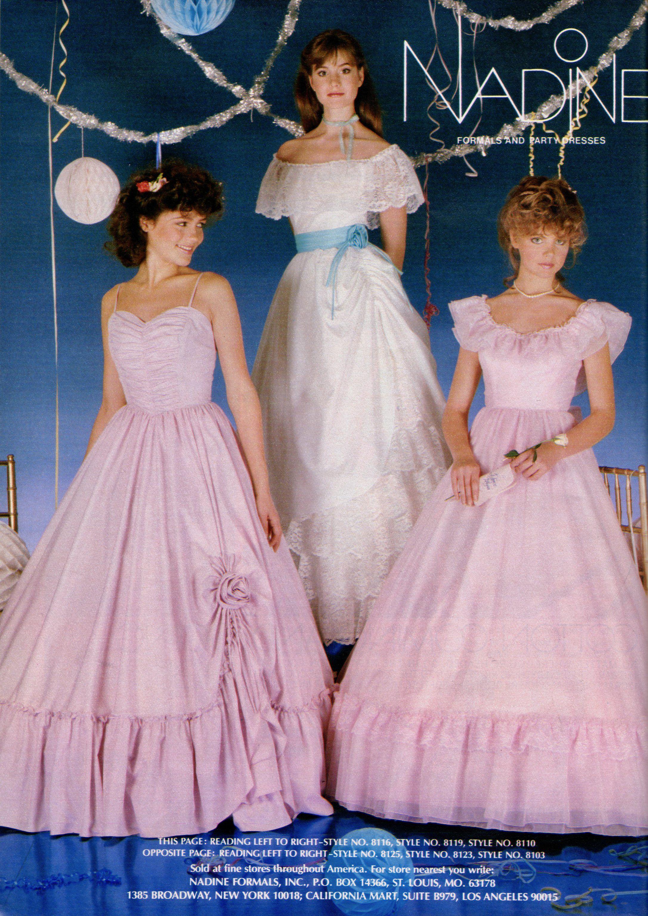 Nadine 1983 Fashion 1980s Fashion Evolution Of Fashion [ 3072 x 2173 Pixel ]