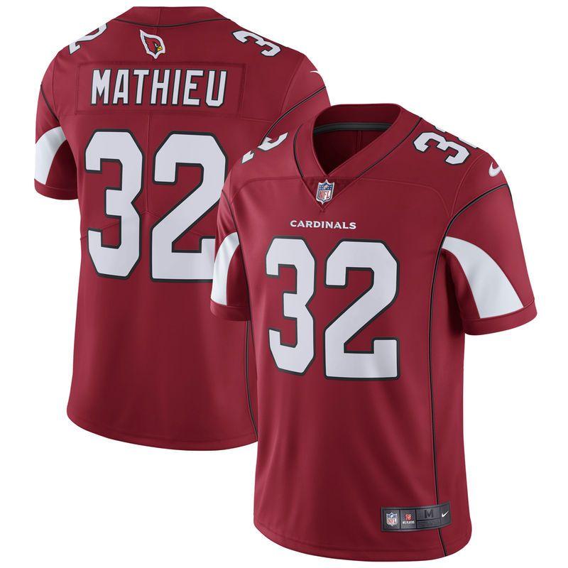 Tyrann Mathieu Arizona Cardinals Nike Vapor Untouchable Limited Player  Jersey - Cardinal 306c8f650