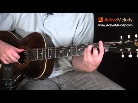 ep007 how to play amazing grace on the guitar lesson from activemelody youtube. Black Bedroom Furniture Sets. Home Design Ideas