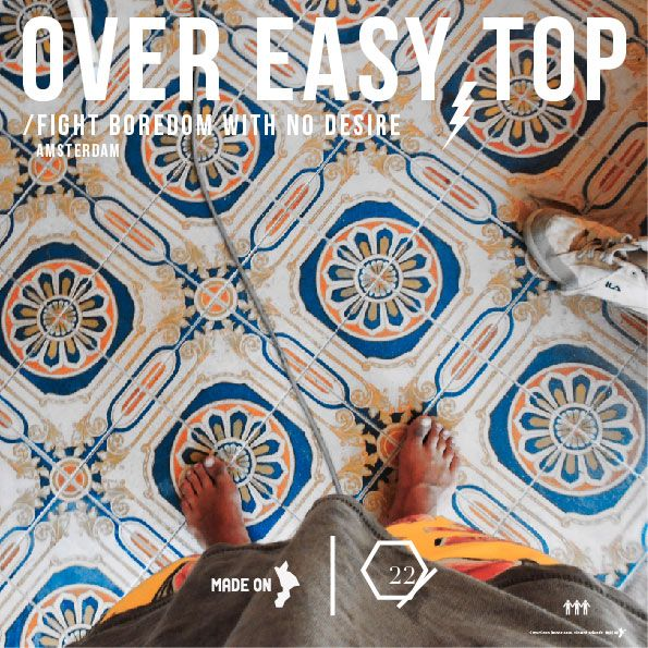 over easy top