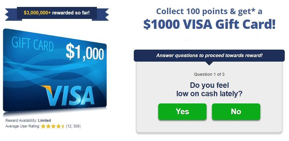 can you get money back on a visa gift card