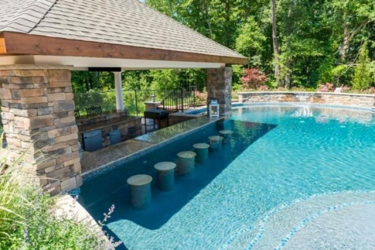 Admirable Above Ground Pool Ideas Backyard Pool Swimming Pools Backyard Swiming Pool