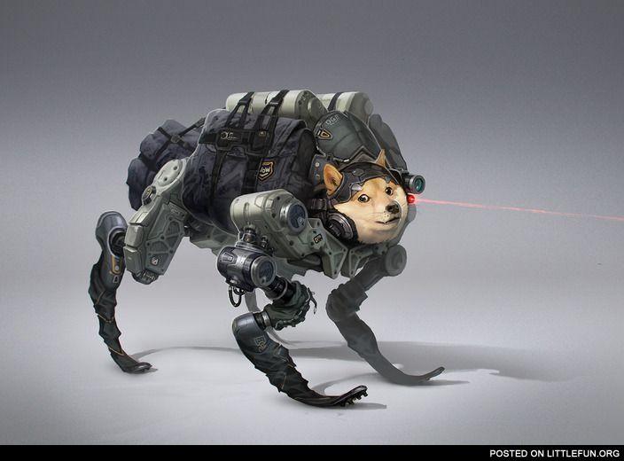 Dogenator | Cyberpunk, Cyberpunk 2077, Dog communication