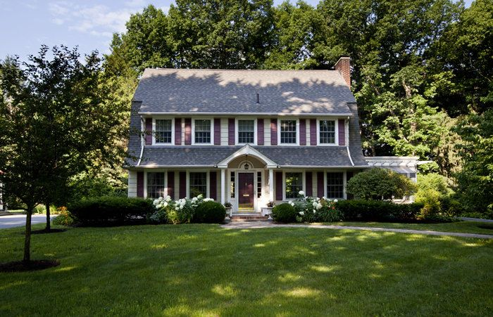 dutch colonial home western mass house tour updated 1922 colonial 11519