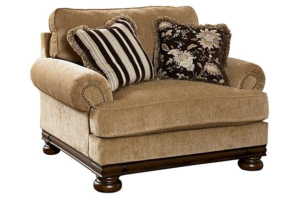 Yes! Cozy oversized chair. Ashley Furniture  Apartment Living