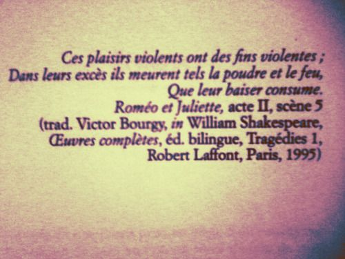 Citaten William Shakespeare : French quotes tumblr pardon my pinterest