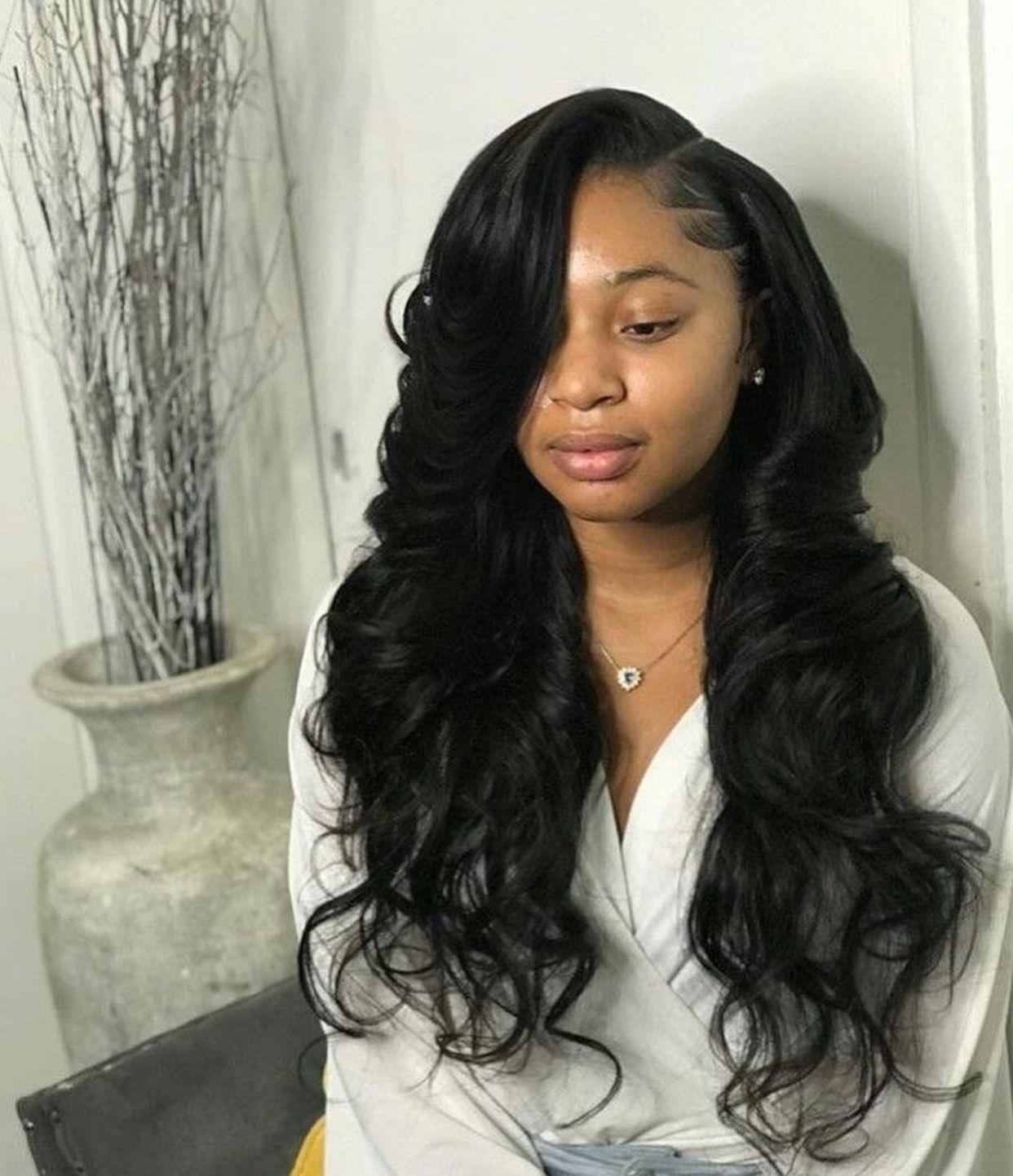 Pin by Jadaesha Sapp on Hair ✨   Hair styles, Wig hairstyles ...