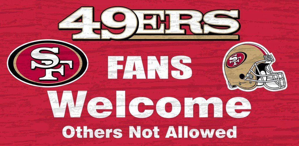 Tennessee Volunteers 12 x 6 Fans Welcome Others not Allowed Wood Sign