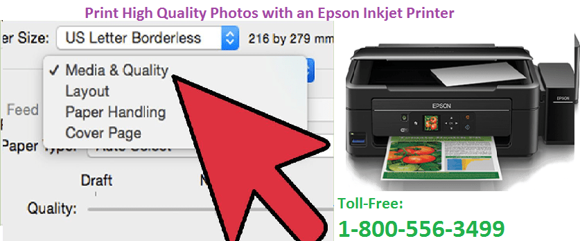 How To Print Supreme Quality Photos With An Epson Inkjet Printer