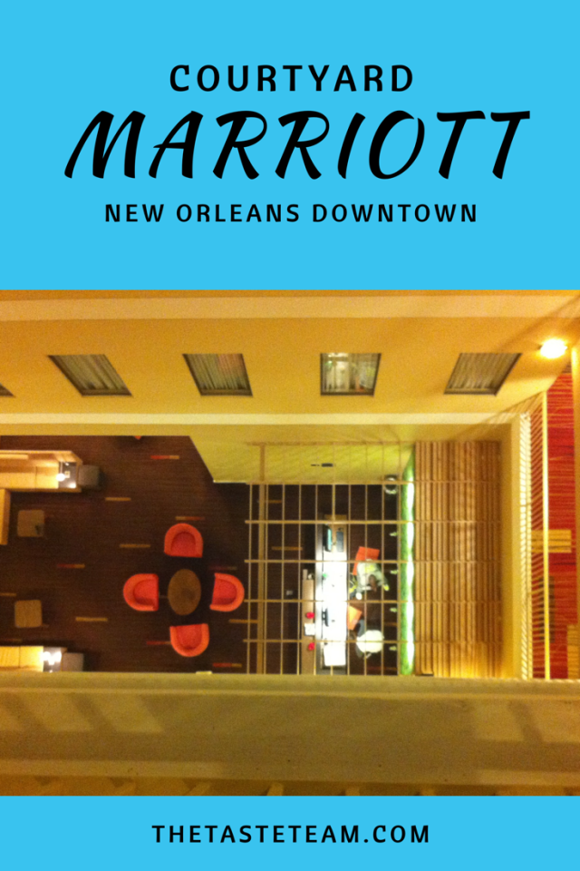 Courtyard Marriott New Orleans Downtown Review New