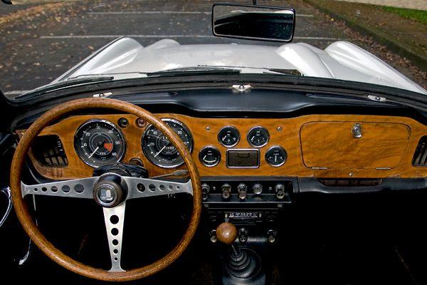 1967 Triumph TR4A-IRS For Sale | TR4 | Triumph motor