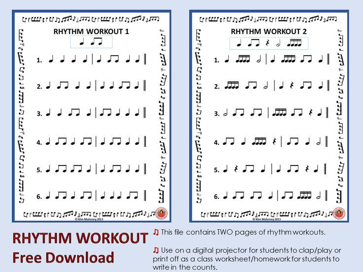 Music Freebie Rhythm Worksheets Free Music Worksheets Elementary Music Rhythm Music Worksheets Rhythm worksheets free