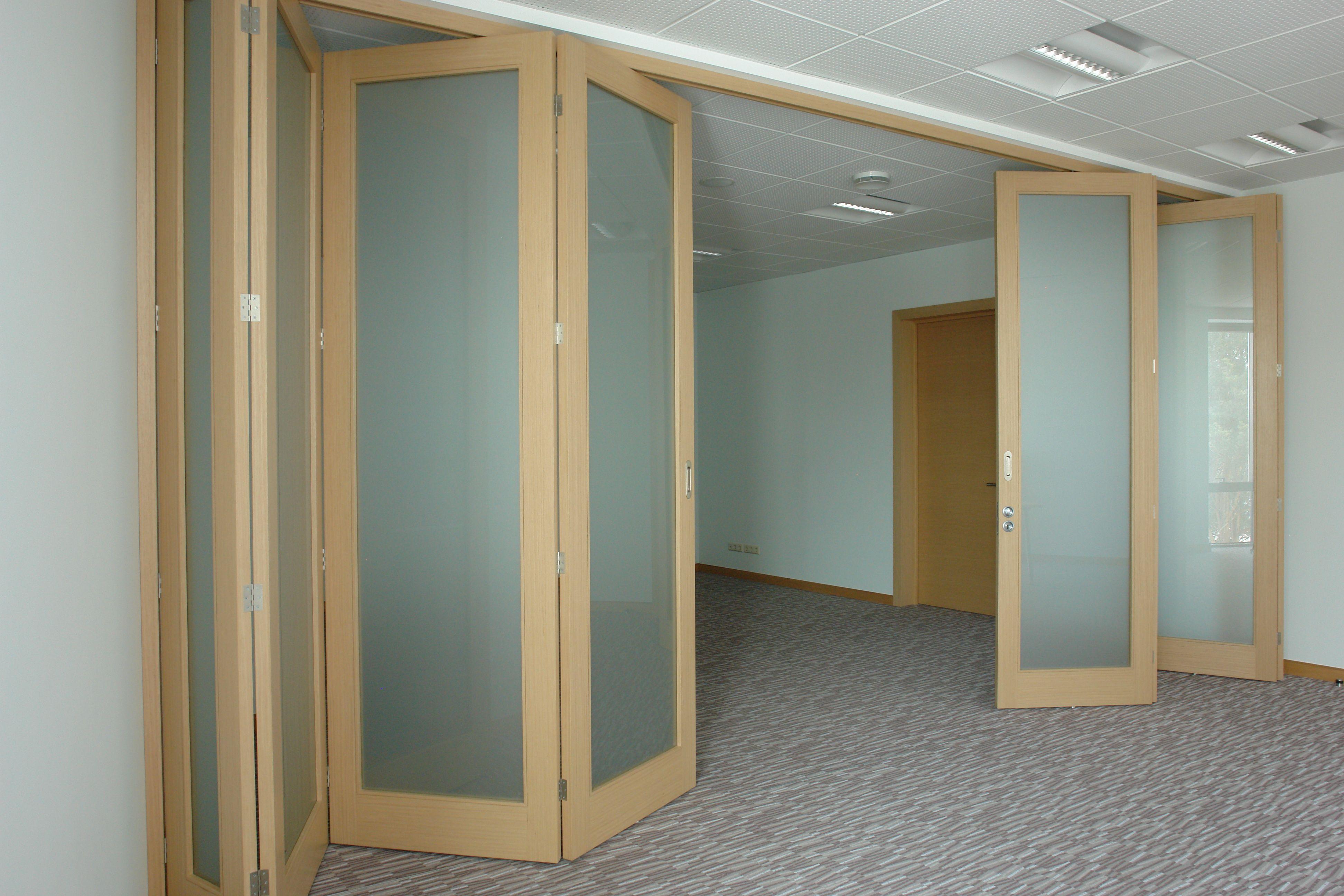 Produkti Folding Partitions Folding Panel Walls Starpsiena Lv Room Divider Doors Glass Partition Wall Folding Partition