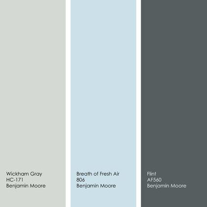 Benjamin Moore Floats Breath Of Fresh Air As Its Color Of 2014 Breath Of Fresh Air Benjamin Moore Colors Bathroom Paint Colors