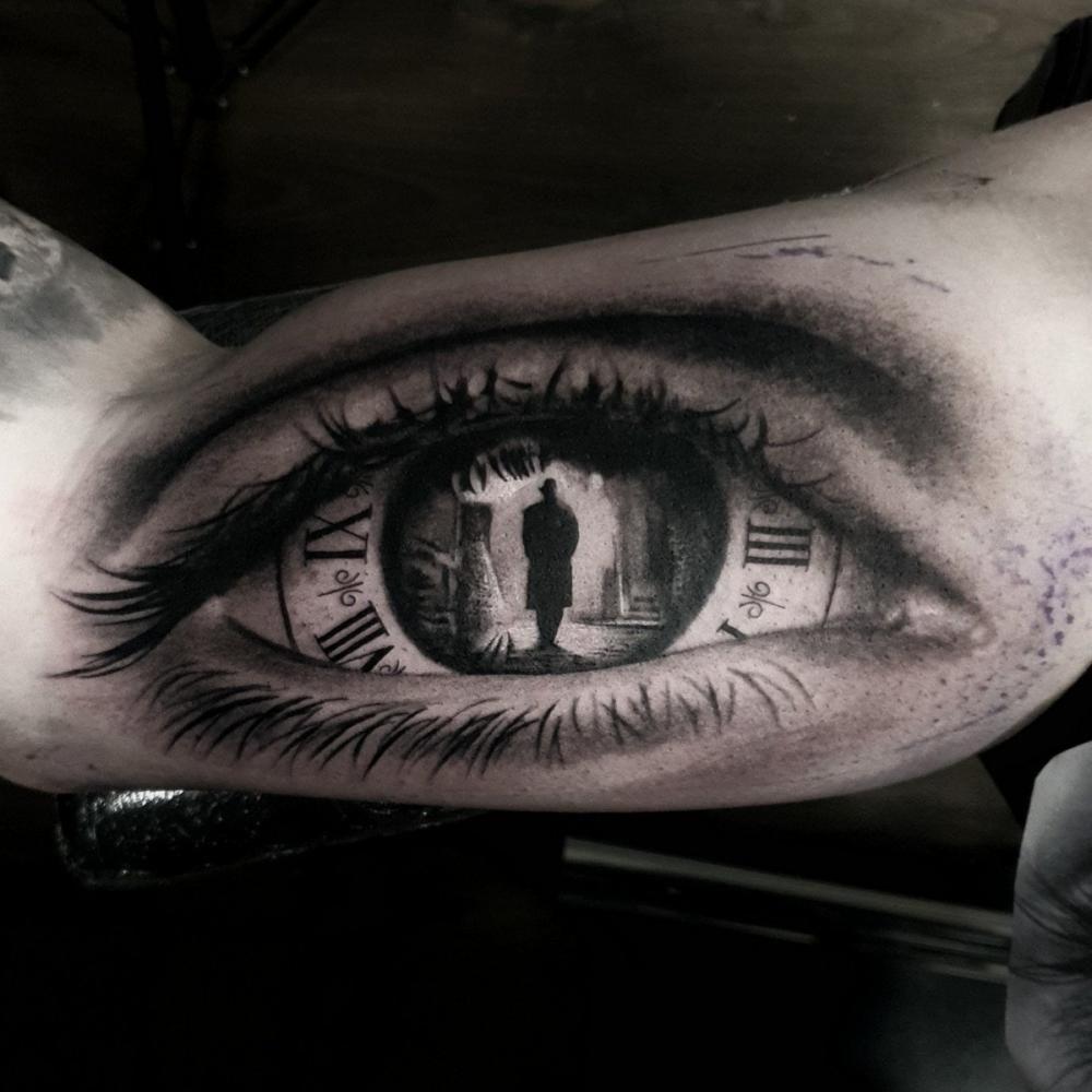 Luke sayer milnthorpe tattoo artist in 2020 realism tattoo