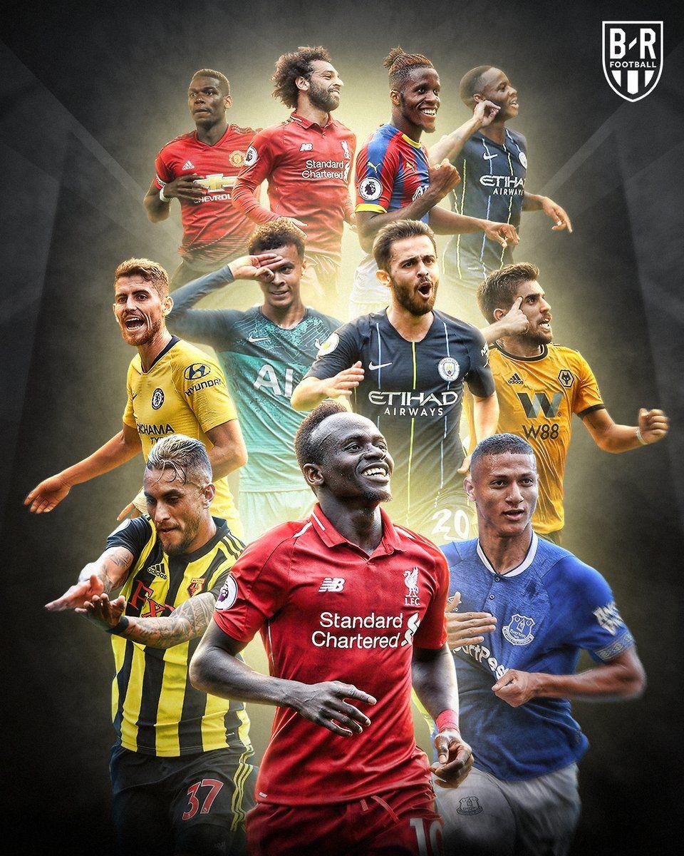 Welcome Back Premier League Futebol Esportes