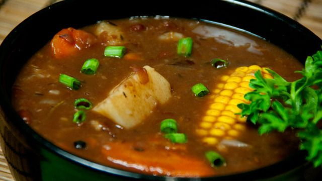 recipe of the day red peas soup  jamaican recipes