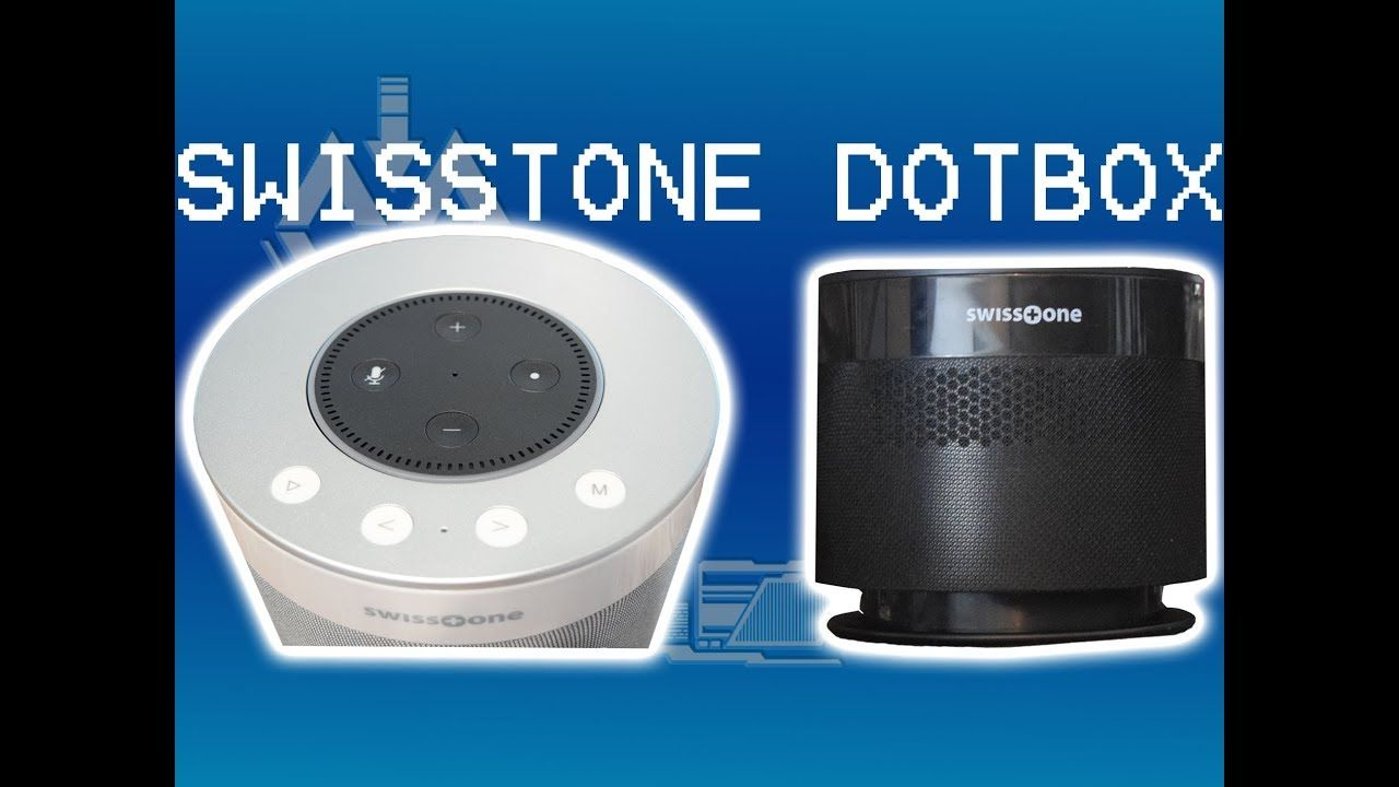 Amazon Echo Dot 2 Mit Bluetooth Lautsprecher Akku Koppeln Swisstone D Amazon Echo Bluetooth Lautsprecher Bluetooth