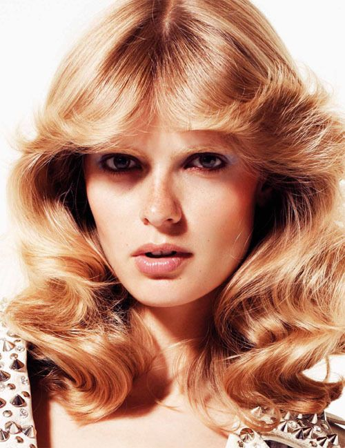 70 style hair the 20 best 70s hairstyles ba ba bangs 6274