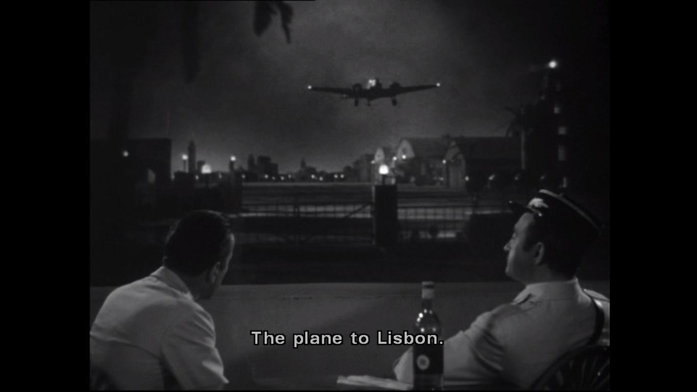 The plane to Lisbon. Casablanca | Lisbon, Casablanca, Concert