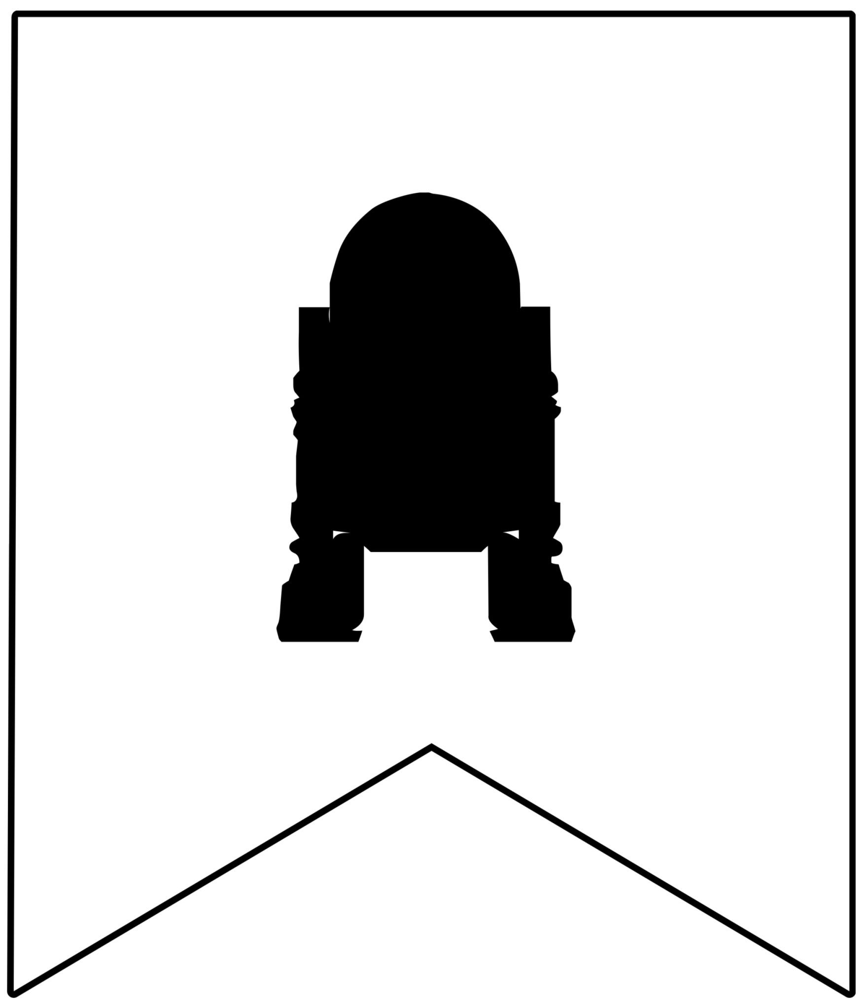 May The 4th Be With You Wedding: Star Wars Printables { Free Star Wars Printable Banner