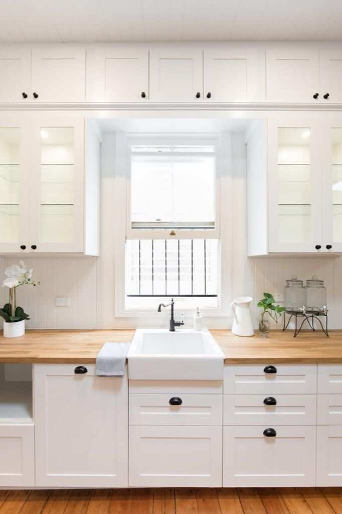 See This Stunning Kitchen With Lots Of Ikea Kitchen Hacks