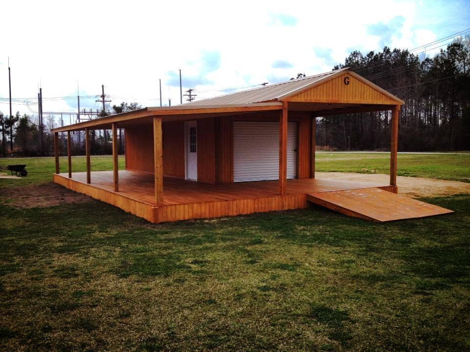 Building from East Carolina Unlimited, LLC. Dome house