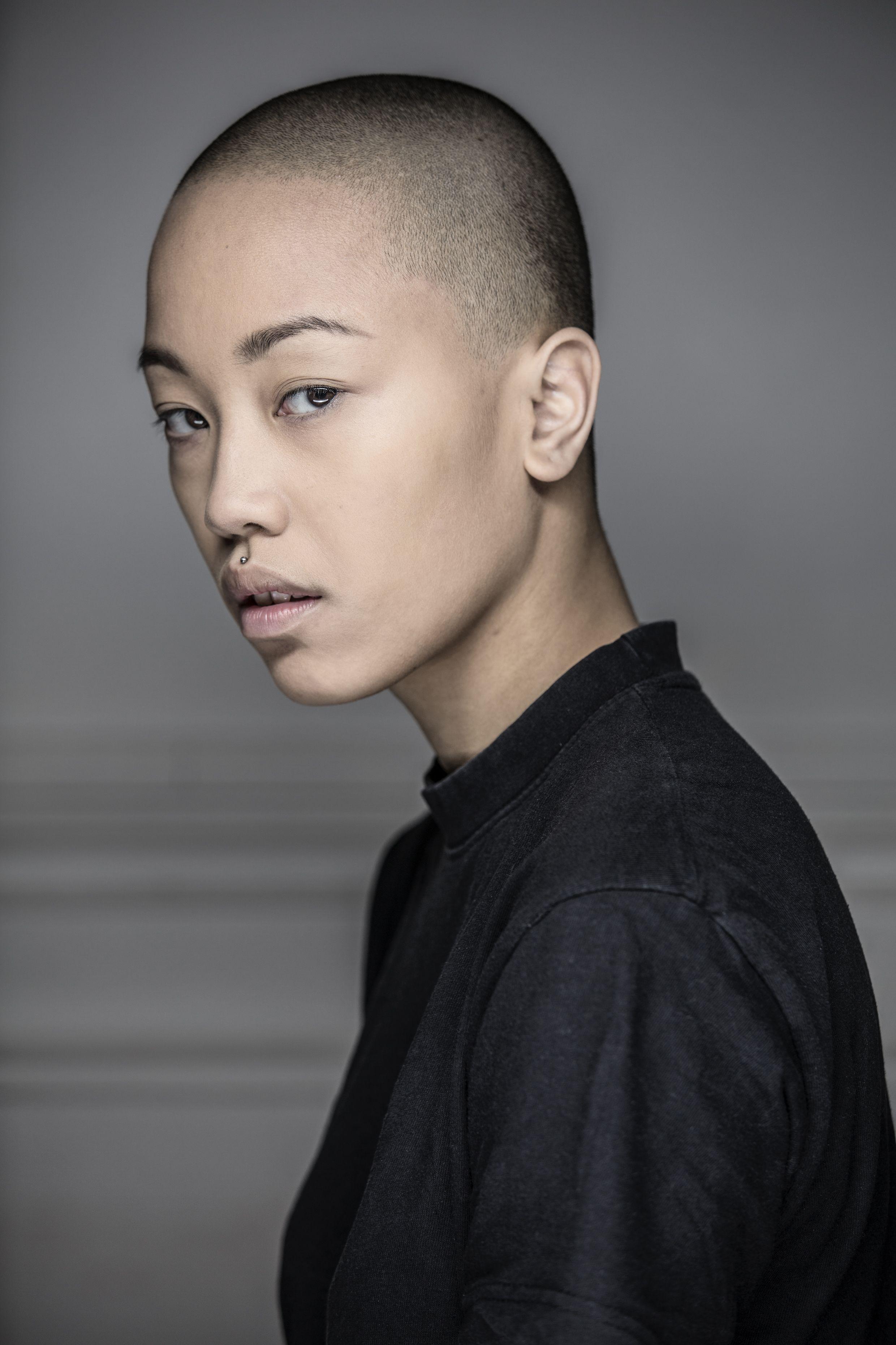 Pin by Debra Reid on Bald head inspiration Shaved head women