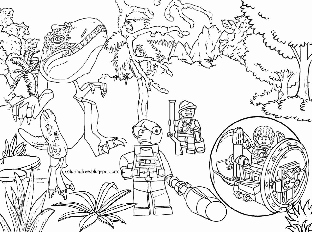 Jurassic Park Coloring Page Fresh Jurassic Park Free Coloring Pages Dinosaur Coloring Pages Lego Coloring Pages Coloring Pages