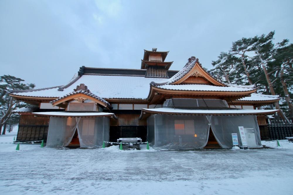 五稜郭「日本100名城に行こう」のスタンプ設置場所は2ヶ所ある | 東京散歩ぽ